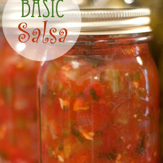 Basic Salsa Recipes