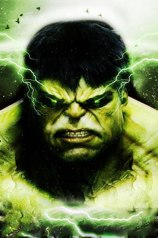 Hulk Live Wallpaper APK