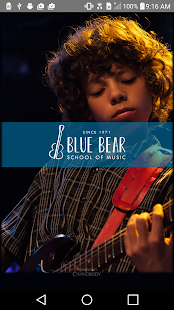 Blue Bear School of Music - screenshot