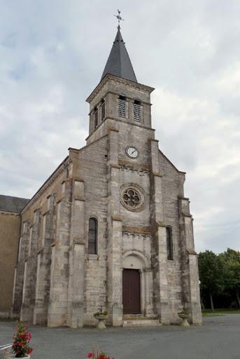 photo de Saint Christophe en Boucherie