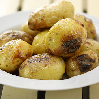 Microwave Baby Potatoes Recipes
