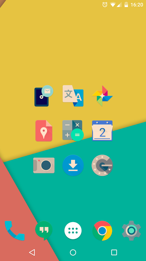 Iride UI is Hipster Icon Pack Screenshot 5