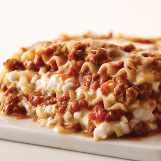 Meat Lasagna Without Ricotta Cheese Recipes