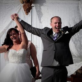 by Don Irwin - Wedding Ceremony