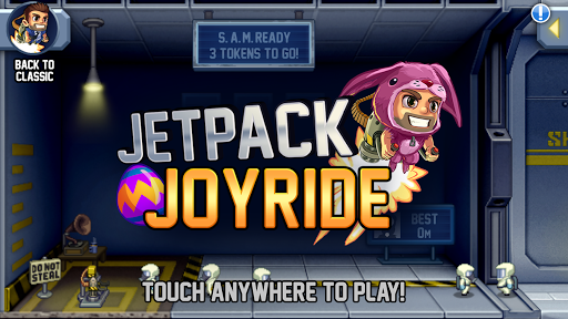 Jetpack Joyride screenshot 5