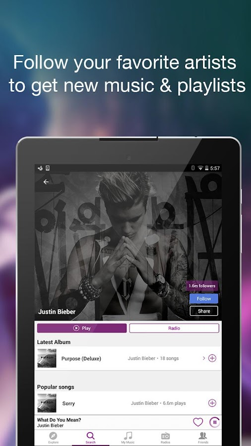 Anghami - Free Unlimited Music Screenshot 8