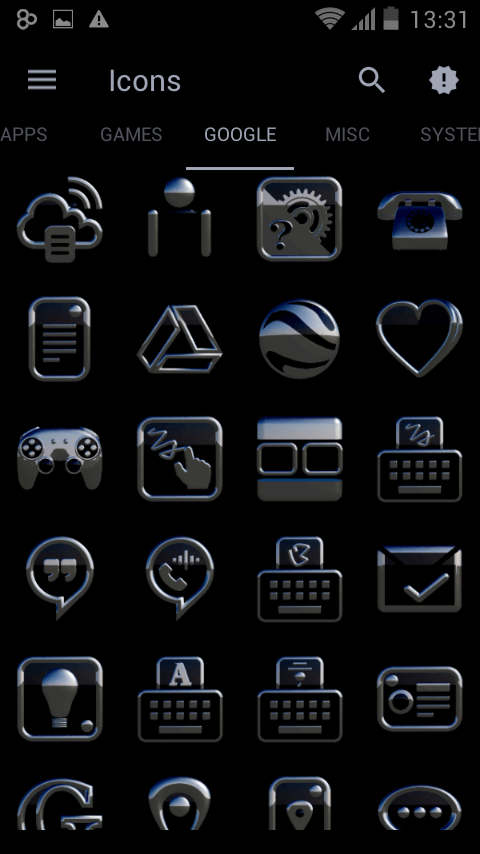 Icon Pack Sakato 3D Screenshot 5