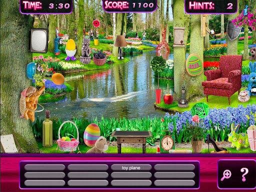 Hidden Objects Spring Gardens - screenshot