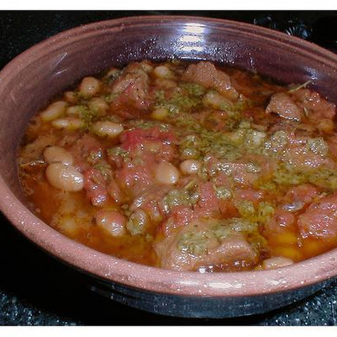 Italian Bean and Sausage Stew