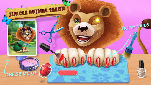 Jungle Animal Salon