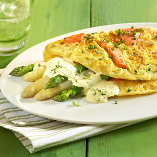 Seafood Omelette Recipes