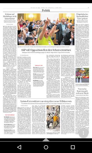 Berliner Zeitung E-Paper - screenshot