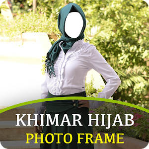 Download Khimar Hijab Photo Frame For PC Windows and Mac