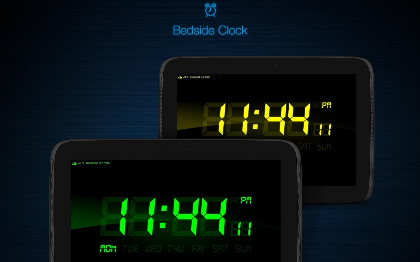 My Alarm Clock Free Screenshot 9