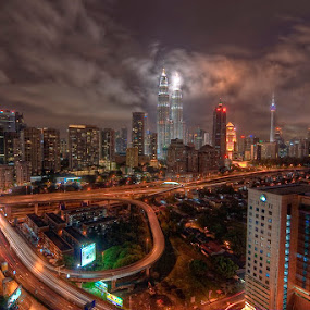 KL City by Sham ClickAddict - Buildings & Architecture Architectural Detail