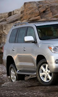 Wallpapers Lexus LX 570 - screenshot
