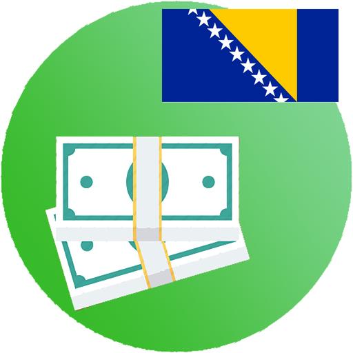 Android aplikacija Banknotes of Bosnia and Herzegovina na Android Srbija