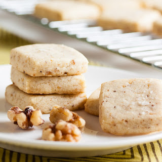 Walnut Shortbread Recipes