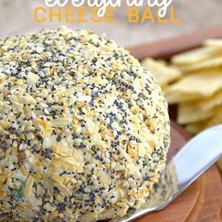 Everything Cheese Ball