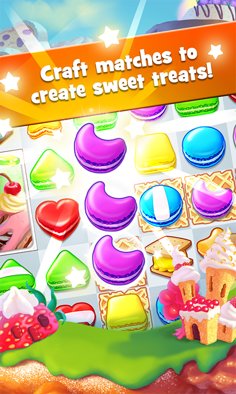 Cookie Jam Screenshot 2