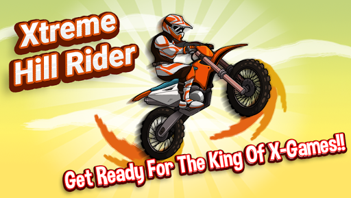 Extreme Hill Rider Screenshot