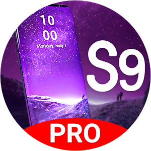 PRO Launcher Theme for Samsung Galaxy S9 Edge