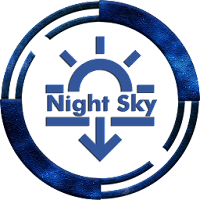 Night Sky - DU_CM12_CM13 Theme For PC (Windows And Mac)