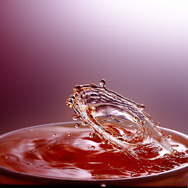 @@@ by Nirmal Kumar - Abstract Water Drops & Splashes