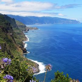 Madeira island by Virgílio Nóbrega - Landscapes Travel ( atlantic pearl, madeira island, funchal, madeira and porto santo, north coast of madeira )
