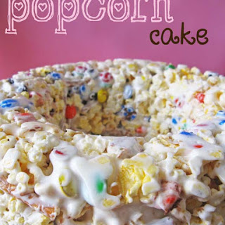 Popcorn Cake Recipes