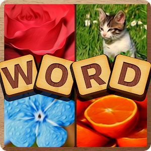 4 Pics Puzzle: Guess 1 Word Online PC (Windows / MAC)