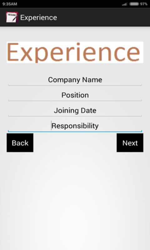 Resume builder pro apk download \\ REPLIESMANDINO.ML