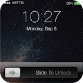 Slide To Unlock - Iphone Lock APK for Bluestacks