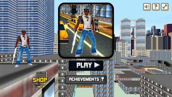San Andreas - Crime Streets APK for iPhone