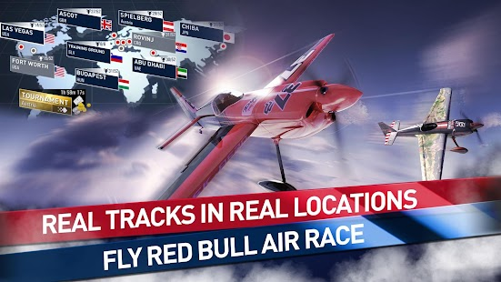 Red Bull Air Race The Game Screenshot