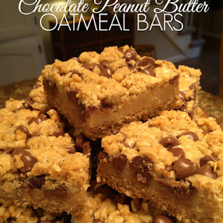 Chocolate Peanut Butter Oatmeal Bars Recipes