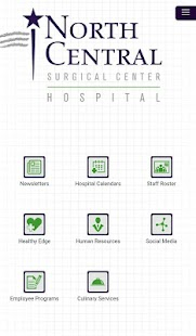 North Central Surgical Center - screenshot