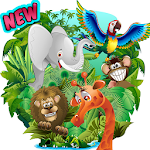 brain games animals for kids APK Image