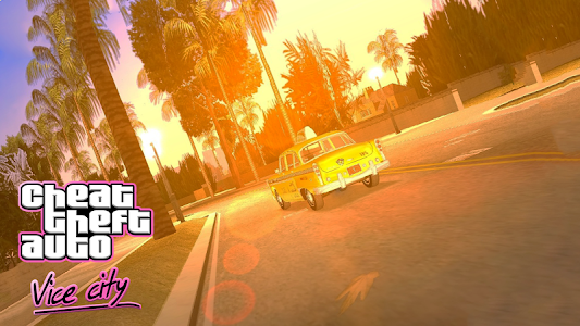 Mod Cheat for GTA Vice City APK