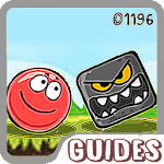 GUIDES of red ball 4 Icon