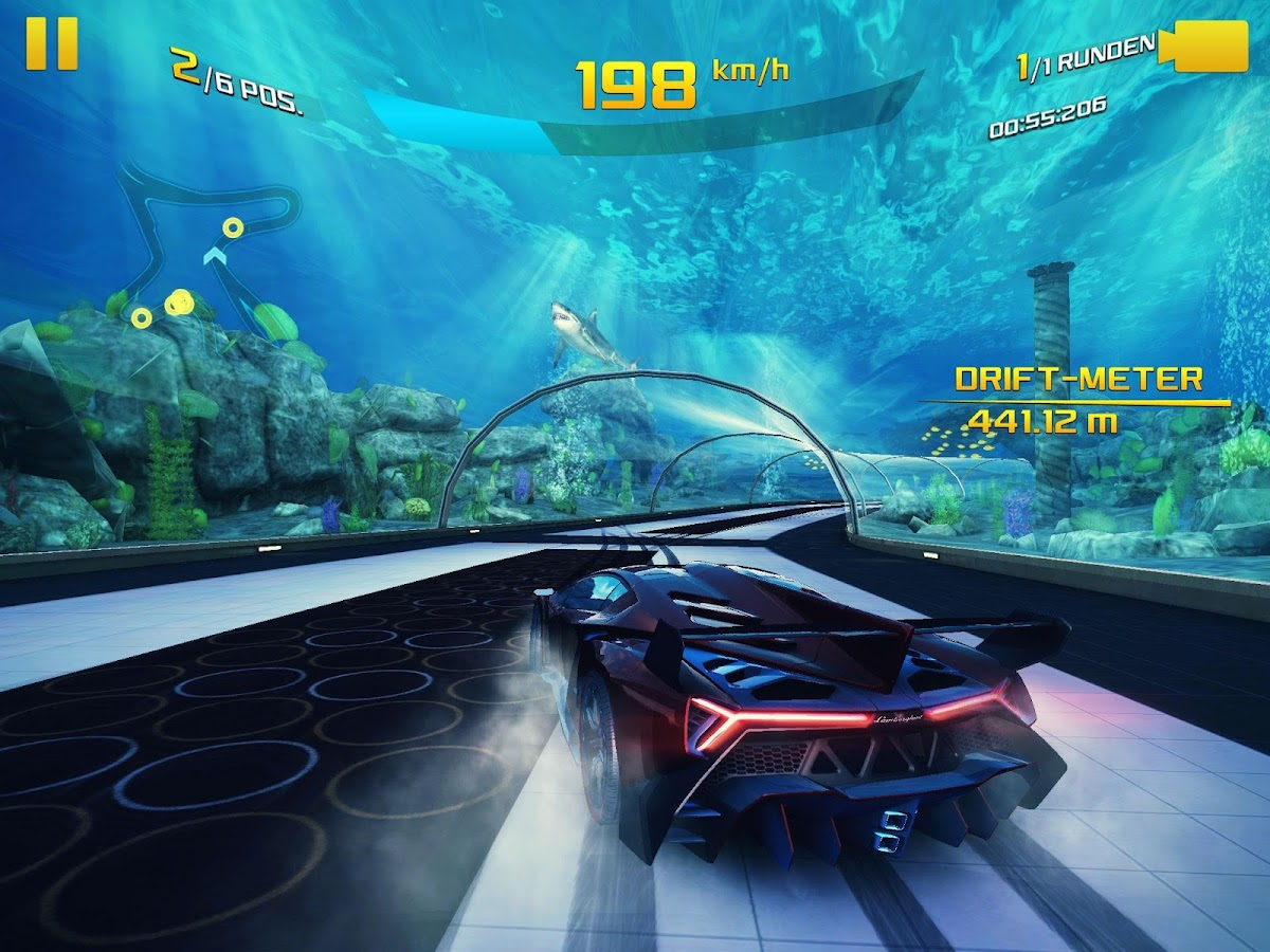 Asphalt 0: Airborne – Screenshot