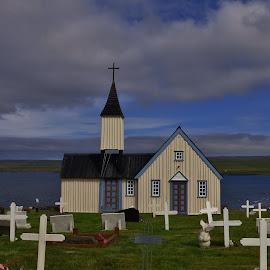 by Bergljót Guðmundsdóttir - Buildings & Architecture Places of Worship
