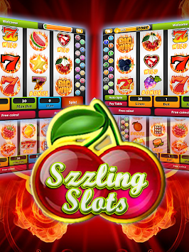 free sizzling seven slot games