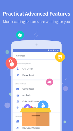Power Clean - Anti Virus Cleaner and Booster App screenshot 6