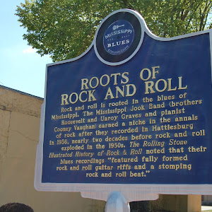 Rock and roll is rooted in the blues of Mississippi. The Mississippi Jook Band (brothers Roosevelt and Uaroy Graves and pianist Cooney Vaughan) earned a niche in the annals of rock after they ...