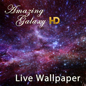 Amazing Galaxy HD LWP