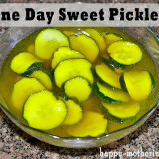 Apple Cider Vinegar Pickled Cucumber Recipes
