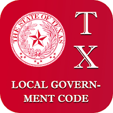 TX Local Government Code 2016