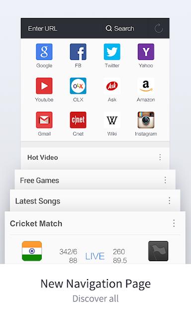 UC Browser - Fast Download screenshots