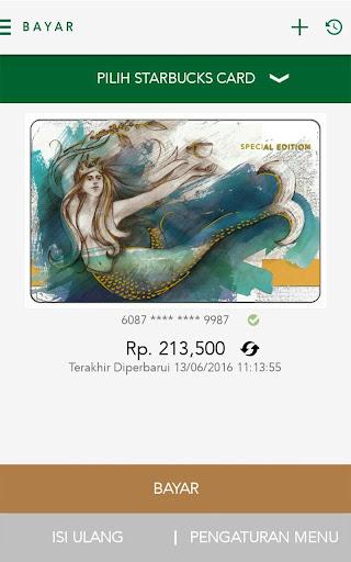 Starbucks Indonesia screenshot 6